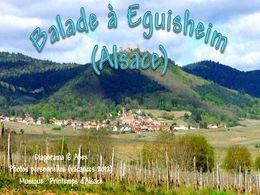 diaporama pps Balades à Eguisheim – Alsace