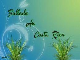 diaporama pps Ballade au Costa Rica