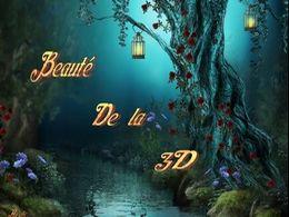 diaporama pps Beauté de la 3D
