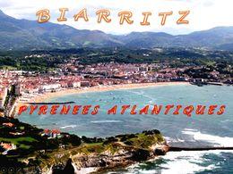 diaporama pps Biarritz – Pyrénées-Atlantiques