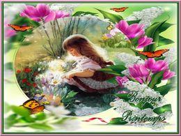 diaporama pps Bonjour printemps