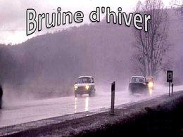 diaporama pps Bruine d'hiver
