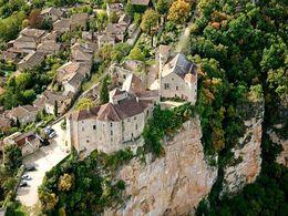 diaporama pps Bruniquel – France