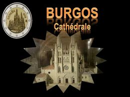 diaporama pps Burgos cathédrale