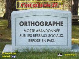 diaporama pps C'est ça la vie 27