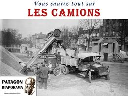 diaporama pps Les camions
