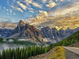 diaporama pps Canada – Le parc national Banff