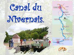 diaporama pps Canal du Nivernais