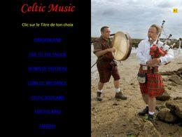 diaporama pps Celtic musique