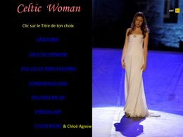 diaporama pps Celtic woman I
