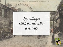 diaporama pps Anciens villages qui ont integré Paris