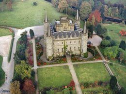 diaporama pps Château d'Inveraray – Écosse