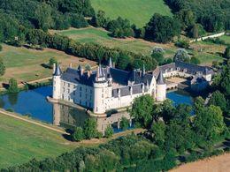 diaporama pps Château du Plessis-Bourré – France