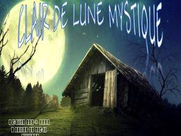diaporama pps Clair de lune mystique