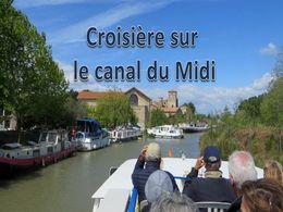 diaporama pps Croisière sur le Canal du Midi – Béziers