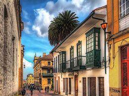 diaporama pps Colombie – Bogota – Quartier Egipto