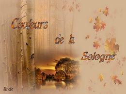 diaporama pps Couleurs de la Sologne