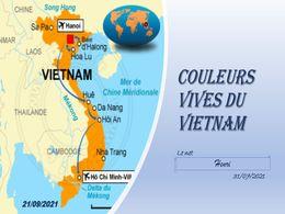diaporama pps Couleurs vives du Vietnam