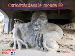 diaporama pps Curiosités dans le monde 28