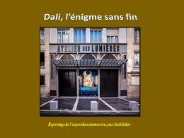diaporama pps Dali l'énigme sans fin