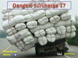 diaporama pps Danger surcharge 17