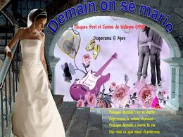 diaporama pps Demain on se marie