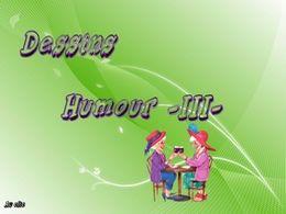 diaporama pps Dessins humour III
