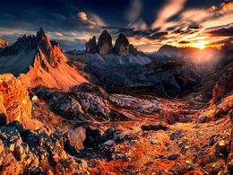 diaporama pps Dolomites autumn – Italia