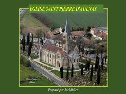 diaporama pps Église Saint-Pierre d'Aulnay
