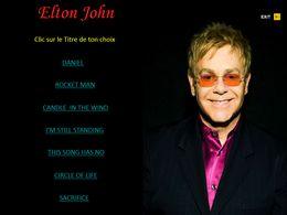 diaporama pps Elton John