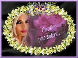diaporama pps Émotion printanière