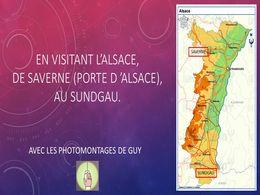 diaporama pps En visitant l'Alsace