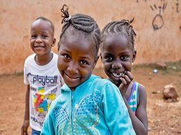 diaporama pps Enfants d'Afrique