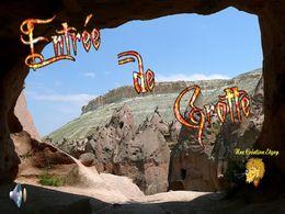 diaporama pps Entrée de grotte