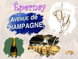 diaporama pps Épernay – Avenue de Champagne