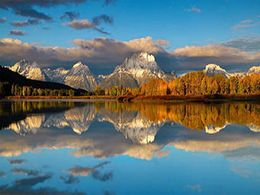 diaporama pps États-Unis – Parc national de Grand Teton