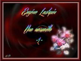 diaporama pps Eugene Lushpin une merveille I