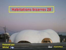diaporama pps Habitations bizarres 28