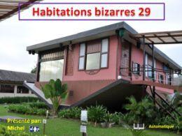 diaporama pps Habitations bizarres 29
