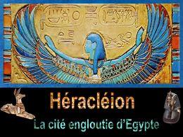 diaporama pps Héracléion – Citée engloutie d'Égypte