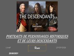 diaporama pps Portraits de personnages historiques