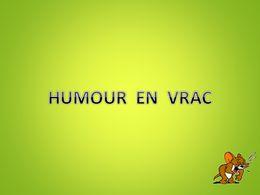 diaporama pps Humour en vrac 6