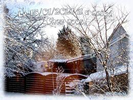 diaporama pps Il a neigé chez nous