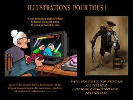diaporama pps Illustrations pour tous