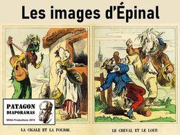 diaporama pps Image d'Épinal