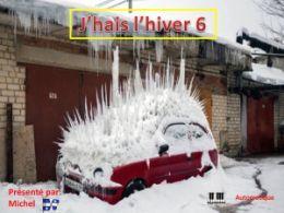diaporama pps J'hais l'hiver 6