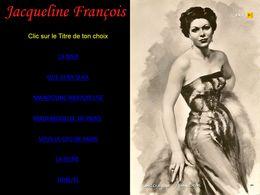 diaporama pps Jacqueline François