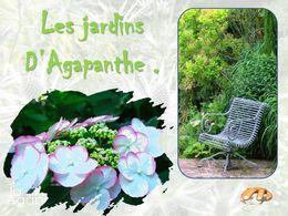 diaporama pps Jardin d'Agapanthe