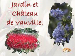 diaporama pps Jardin et château de Vauville