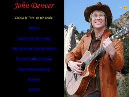 diaporama pps John Denver I